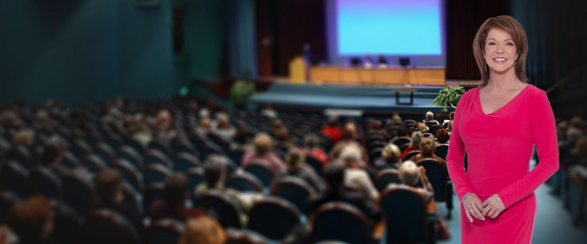 Keynote Speaker Dr. Kim Nugents Topics & Presentations